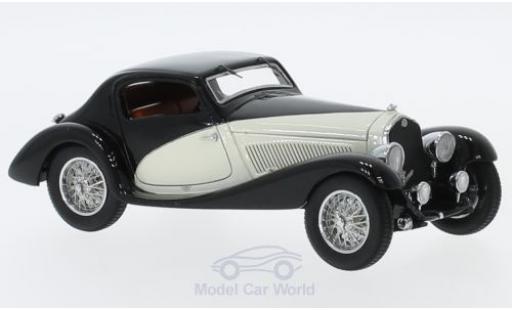 Alfa Romeo 6C 1750 1/43 Matrix GS Figoni Coupe black/beige RHD 1933 diecast model cars