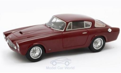 Aston Martin DB2 1/43 Matrix DB 2/4 Allemano Coupe rouge 1953 #LML/761 miniature