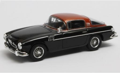 Aston Martin DB2/4 1/43 Matrix Vignale black/kupfer 1954 châssis LML/802: King Baudoin of Belgium diecast model cars