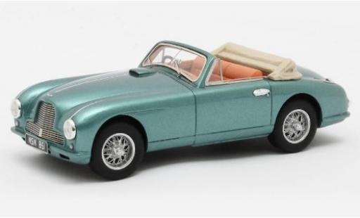Aston Martin DB2 1/43 Matrix Vantage DHC metallise green RHD 1951 diecast model cars