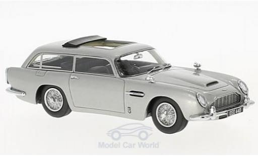 Aston Martin DB5 1/43 Matrix Shooting Brake Harold Radford grey RHD 1964 diecast model cars
