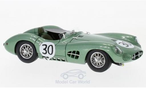 Aston Martin DBR1 1/43 Matrix RHD No.30 Silverstone 1959 S.Moss miniature