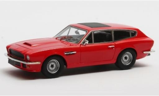 Aston Martin V8 1/43 Matrix Vantage Shooting Brake rouge 1986 miniature