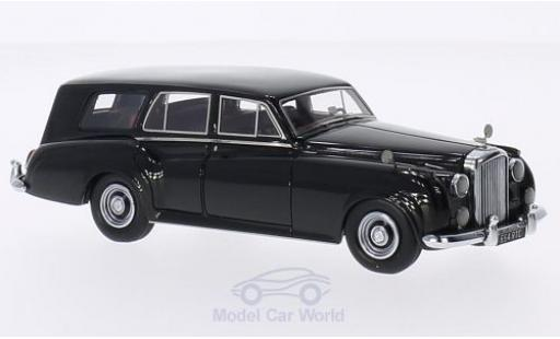 Bentley S2 S2 1/43 Matrix Harold Radford Estate noire 1959 miniature