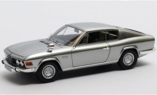 Bmw 2002 1/43 Matrix GT4 Frua grise 1970 miniature
