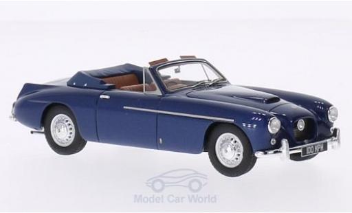 Bristol 405 1/43 Matrix DHC Abbot metallise bleue RHD miniature