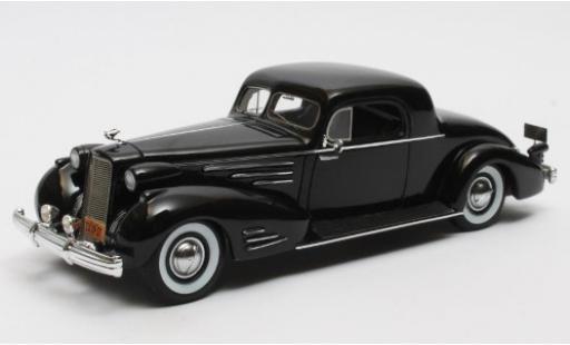 Cadillac V16 1/43 Matrix Series 90 Fleetwood Coupe noire 1937 miniature