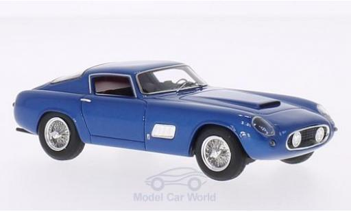 Chevrolet Corvette C1 1/43 Matrix Scaglietti metallise blue 1959 diecast model cars