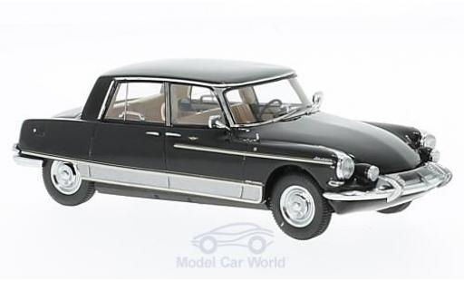 Citroen DS 1/43 Matrix Majesty by Henri Chapron nero 1966 miniatura