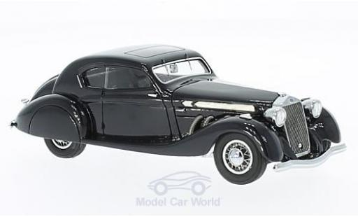 Delage D8-120 1/43 Matrix Aerosport Coupe Letourneur & Marchand noire RHD 1937 miniature