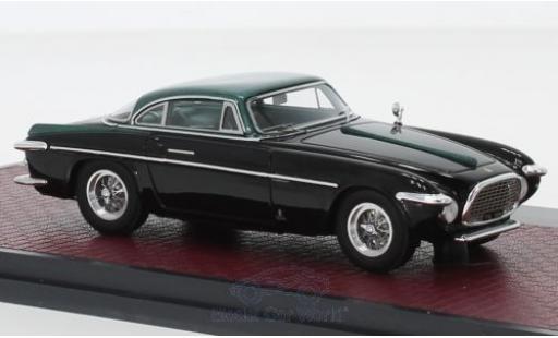 Ferrari 212 1/43 Matrix Inter Coupe Vignale nero/verde RHD 1953 modellino in miniatura