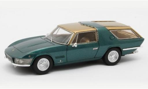 Ferrari 330 1/43 Matrix GT Shooting Brake Vignale metallise verte/gold 1968 #7963 miniature