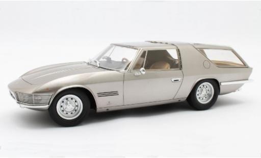 Ferrari 330 1/18 Matrix GT Vignale Shooting Brake metallise marron 1968 miniature