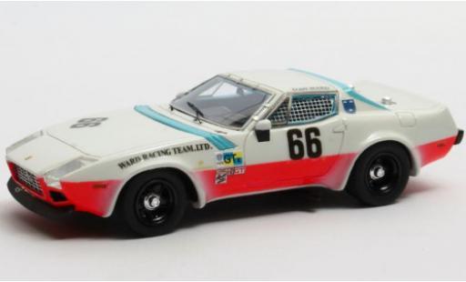 Ferrari 365 1/43 Matrix GTB/4 Michelotti NART Spyder No.66 Ward Racing Team / N.A.R.T. 24h Daytona 1978 D.Devendorf/T.Adamowicz/J.Kline miniature