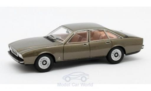 Jaguar XJ 1/43 Matrix 12-PF Pininfarina bronze 1973 miniature