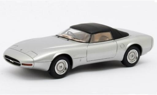 Jaguar XJ 1/43 Matrix Spyder Concept Pininfarina grise RHD 1978 fermé Verdeck miniature
