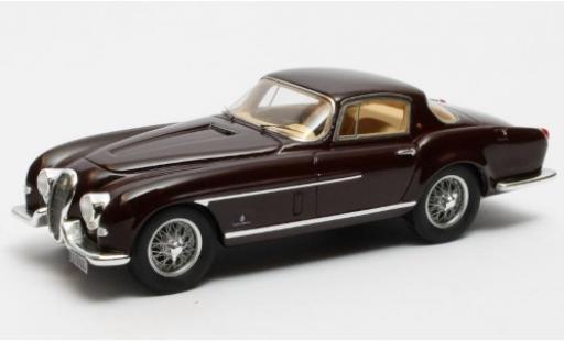 Jaguar XK 1/43 Matrix 120 Coupe Pininfarina rouge 1954 miniature