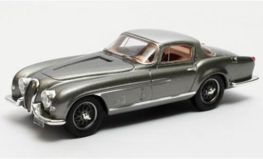 Jaguar XK 1/43 Matrix 120 Coupe Pininfarina metallise grise/grise 1954 miniature