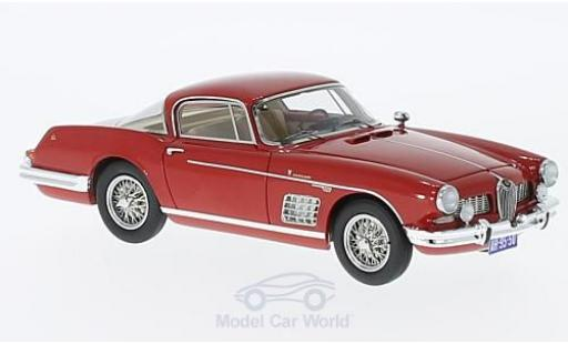 Jaguar XK 1/43 Matrix 150 Bertone Coupe rouge 1957 miniature
