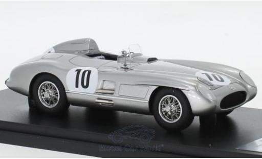 Mercedes 300 1/43 Matrix SLR No.10 Tourist Trophy 1955 S.Moss/J.Fitch miniature