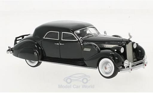 Packard Super 8 1/43 Matrix Sport Sedan by Darrin verte 1940 miniature