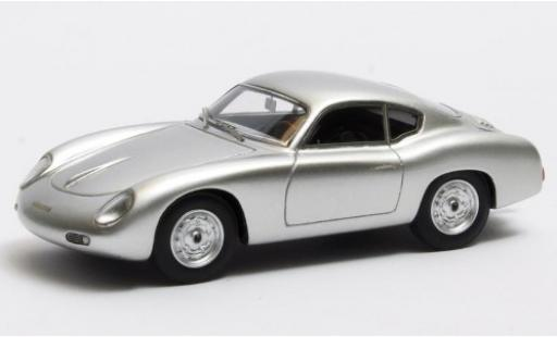 Porsche 356 1/43 Matrix Zagato Coupe grise 1959 miniature