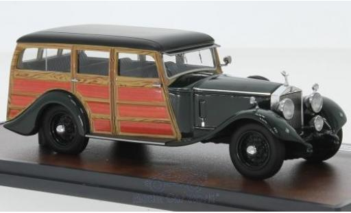 Rolls Royce Phantom 1/43 Matrix II Shooting Brake verte 1930 #67XJ miniature