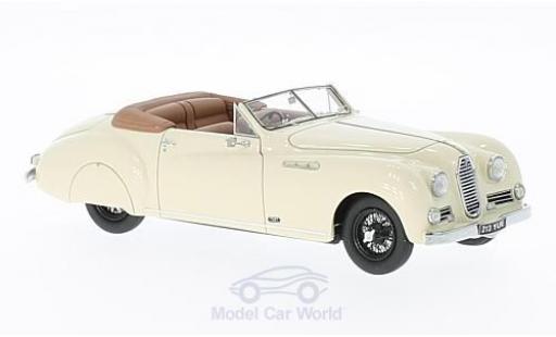 Talbot Lago 1/43 Matrix T26 Cabriolet by Antem beige RHD 1950 miniature