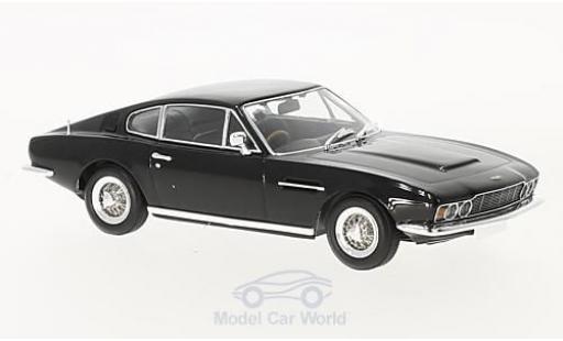 Aston Martin DBS 1/43 Maxichamps noire 1967 miniature