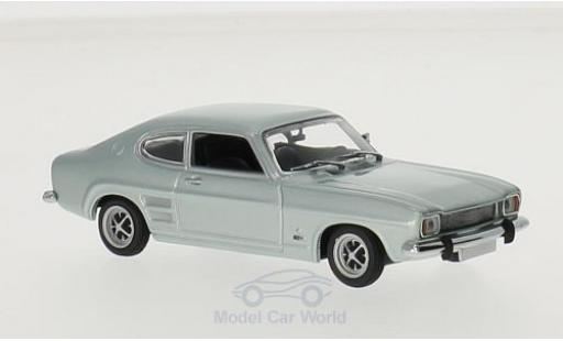 Ford Capri 1/43 Maxichamps metallise bleue 1969 miniature
