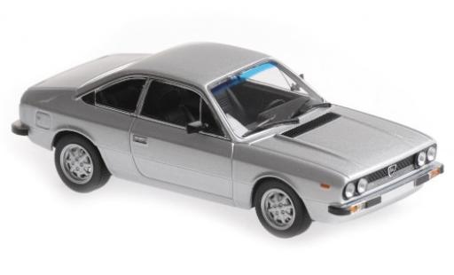 Lancia Beta 1/43 Maxichamps 2000 Coupe grise 1980 miniature