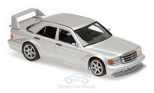 Mercedes 190 1/43 Maxichamps E 2.5-16 EVO 2 grise 1990 miniature