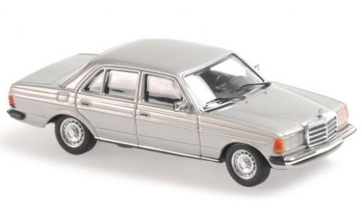 Mercedes 230 1/43 Maxichamps E (W123) grise 1982 miniature
