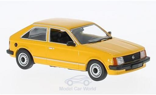 Opel Kadett 1/43 Maxichamps D orange 1979 miniature