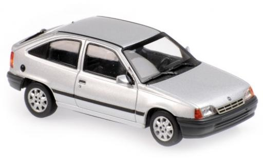 Opel Kadett 1/43 Maxichamps E 1.8i grise 1990 miniature