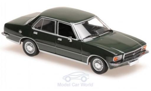 Opel Rekord 1/43 Maxichamps D verte 1975 miniature
