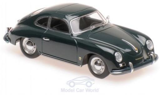 Porsche 356 1/43 Maxichamps A Coupe green 1959 diecast model cars