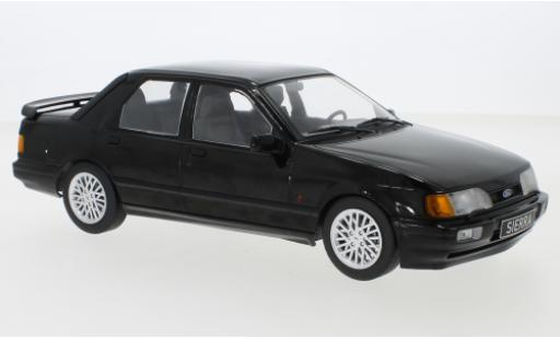 Ford Sierra 1/18 MCG Cosworth black 1988 diecast model cars