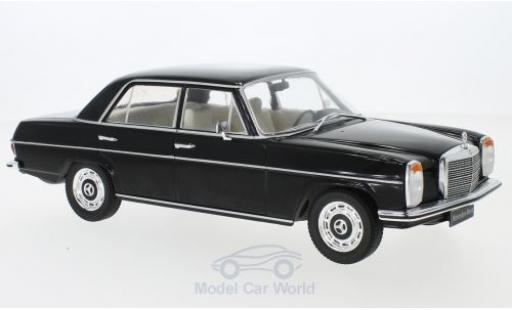 Mercedes 220 1/18 MCG D (W115) noire 1972 miniature