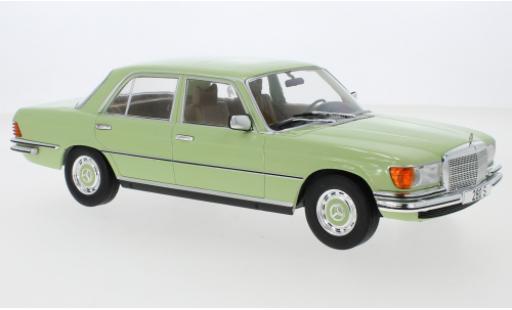 Mercedes 280 1/18 MCG S (W116) verte 1972 miniature