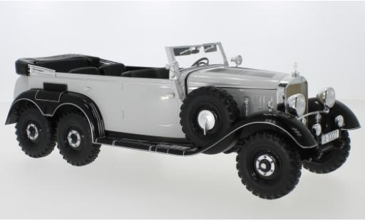 Mercedes G4 1/18 MCG (W31) grey/black 1938 diecast model cars