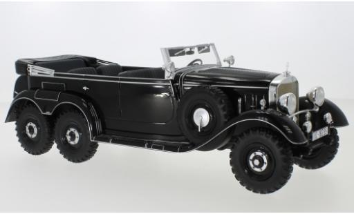 Mercedes G4 1/18 MCG (W31) black 1938 diecast model cars