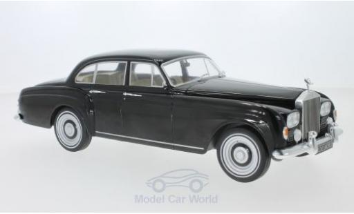 Rolls Royce Silver Cloud 1/18 MCG III Flying Spur H.J.Mulliner noire RHD 1965 miniature
