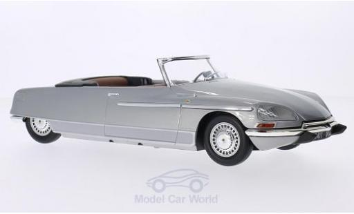 Citroen DS 1/18 Metal 18 21 Chapron Palm Beach grey 1968 mit Beleuchtung diecast model cars