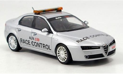 Alfa Romeo 159 1/43 Minichamps 2006 Race Control modellino in miniatura