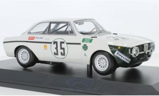 Alfa Romeo GT 1/18 Minichamps A 1300 Junior No.35 Autodelta 4h Jarama 1972 L.Colzani/Pooky/V.Venturi modellautos