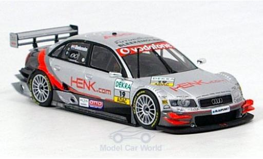 Audi A4 DTM 1/43 Minichamps No.19 Team Midland 2006 J.Bleekemolen miniature