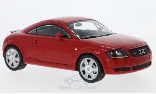 Audi TT coupe 1/18 Minichamps Coupe red 1998 diecast model cars