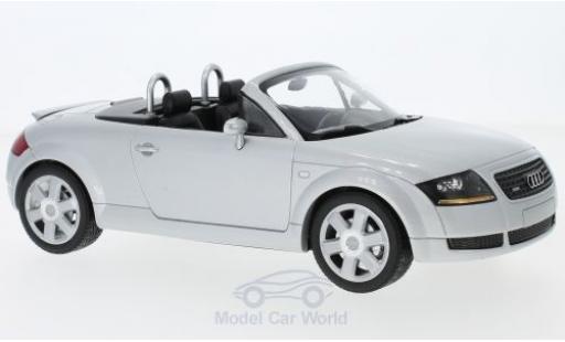 Audi TT 1/18 Minichamps Roadster grise 1998 miniature