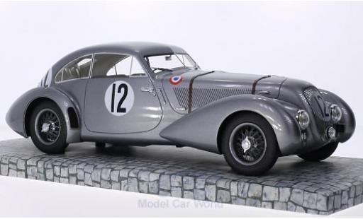 Bentley Embiricos 1/18 Minichamps Corniche RHD No.12 24h Le Mans 1950 First Class Collection S.Hay/H.Hunter modellino in miniatura